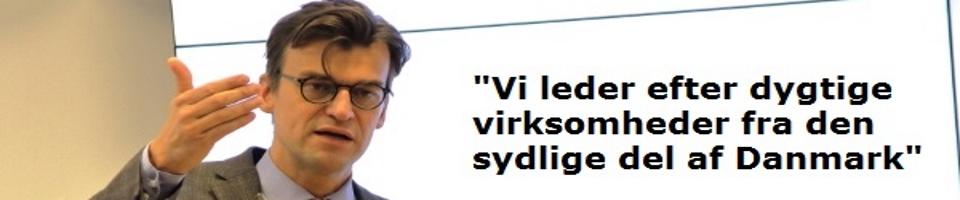 Sr manager Dr Nils Reimers fra Stryker_Naestved Erhverv