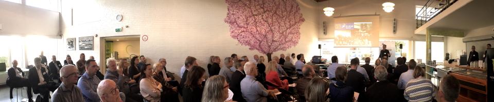Industrikonference i Næstved onsdag den 18. september 2019